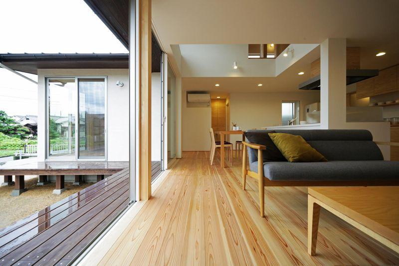 上林町の家