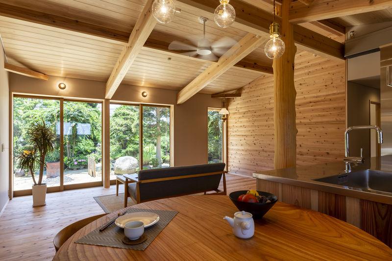 飯山町の家